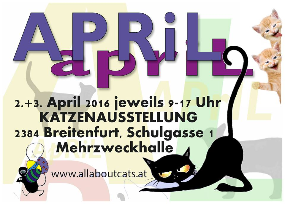 Showplakat Breitenfurt April 2016